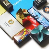 Skreddersydde gavekortesker på bestilling