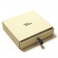 Drawer Box 220x160x30 mm beige
