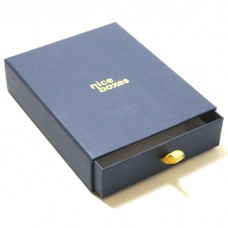 Drawer Box 159x112x30 mm navy