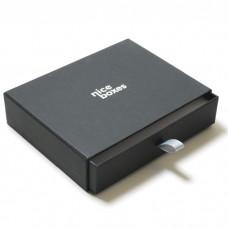 Drawer Box 220x160x30 mm svart