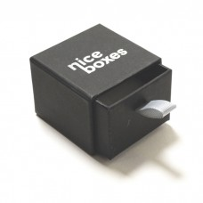 Smykkeeske Drawer Box 50x50x40 mm svart