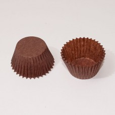 Papirform 25x19 mm brun (1000-pakke)