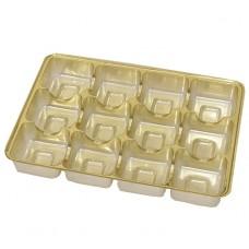 innlegg 159x112x20 mm 12 pr gull (100-pakke)