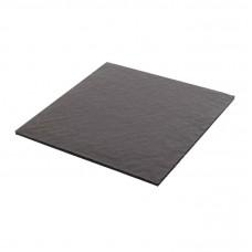 Softwell 125x125x3 mm för 9 pralin svart (100-pakke)