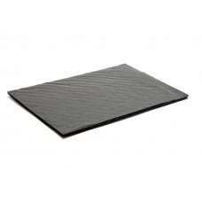 Softwell 159x112x3 mm för 12 pralin svart (100-pakke)