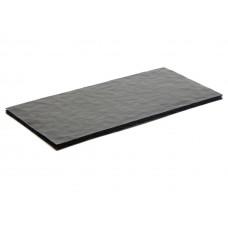 Softwell 159x78x3 mm för 8 pralin svart (100-pakke)