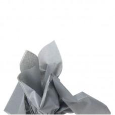Silkepapir grå 50x75 cm (240-pakke)