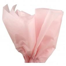 Silkepapir rosa 50x75 cm (240-pakke)