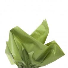 Silkepapir grønn 50x75 cm (240-pakke)