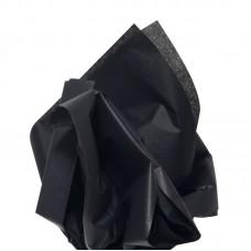 Silkepapir svart 50x75 cm (240-pakke)