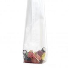 Cellofanpose med 6-kant bund 100x35x150 mm (300-pack)