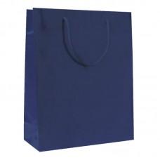 Luxbag blank blå 160x80x250mm 250-pakke